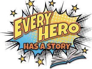 Literature Night - Every Hero has a Story