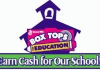 Boxtops for Education Program