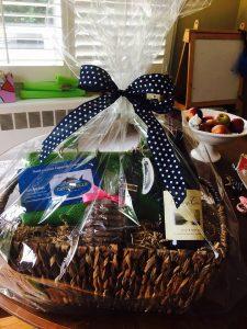 Back to School Night Gift Basket