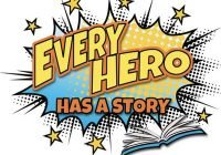 Literature Night - Every Hero has a Story